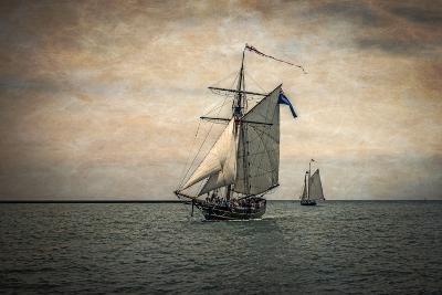 Tall Ships Festival, Digitally Altered-Rona Schwarz-Photographic Print