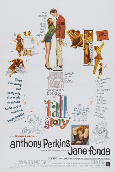 Tall Story--Art Print