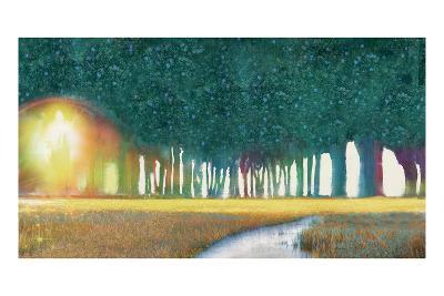 Tall Trees And Long Grass-Nancy Tillman-Art Print