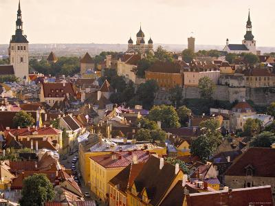Tallinn, Estonia-Peter Adams-Photographic Print