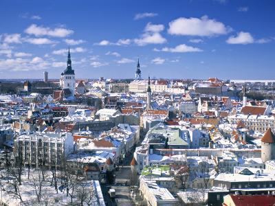 Tallinn, Estonia-Gavin Hellier-Photographic Print