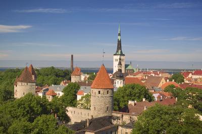 Tallinn-Jon Hicks-Photographic Print