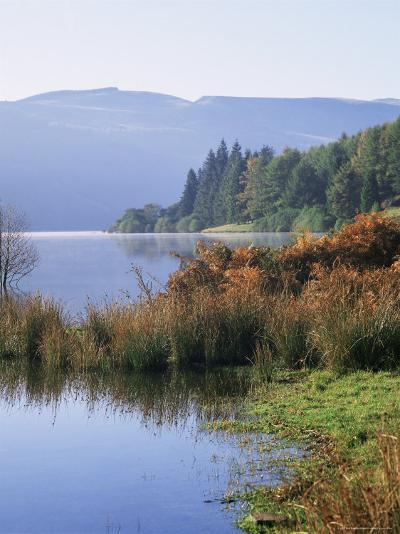 Talybont Reservoir, Brecon National Park, Powys, South Wales, Wales, United Kingdom-Roy Rainford-Photographic Print