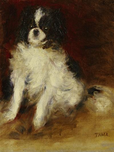 Tama-Pierre-Auguste Renoir-Giclee Print