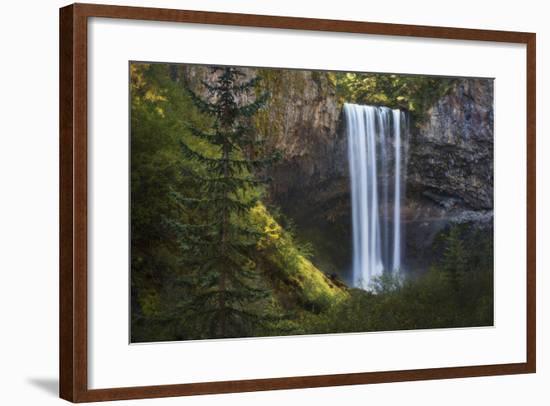 Tamanawas Falls- Everlook Photography-Framed Photographic Print