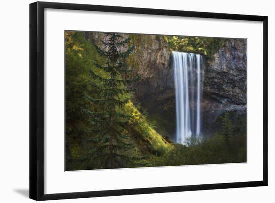 Tamanawas Falls- Everlook Photography-Framed Photographic Print