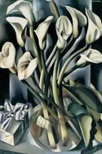 Arums I by Tamara de Lempicka
