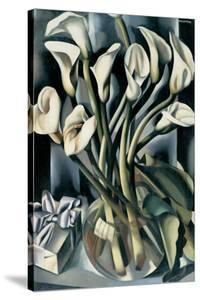 Arums I by Tamara de Lempicka