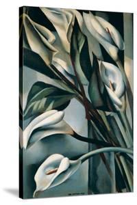 Arums II by Tamara de Lempicka