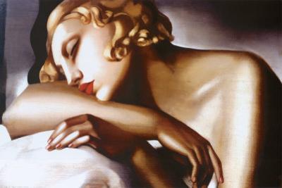 La Dormeuse by Tamara de Lempicka