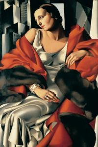 Portrait de Madame Boucard by Tamara de Lempicka
