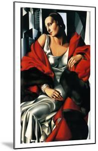 Portrait of Madame Boucard, c.1931 by Tamara de Lempicka