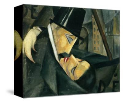 The Kiss, 1922 (Le Baiser) by Tamara de Lempicka