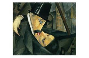 The Kiss by Tamara de Lempicka