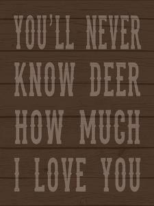 Deer Love by Tamara Robertson