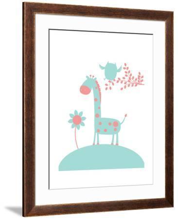 Giraffe by Tamara Robertson