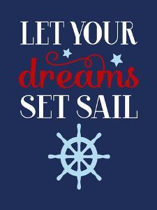 Let Your Dreams Set Sail Boy by Tamara Robertson
