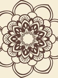 Mandala 9 by Tamara Robertson