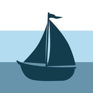 Sailboat by Tamara Robertson