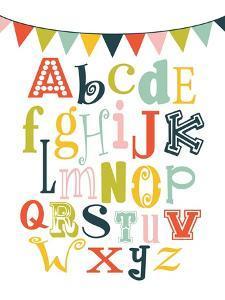 Alphabet Bunt by Tamara Robinson