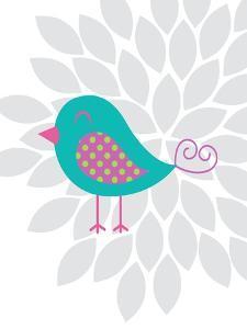Bird Flower by Tamara Robinson
