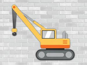 Construction 5 by Tamara Robinson