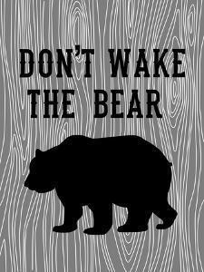 Don't Wake the Bear by Tamara Robinson