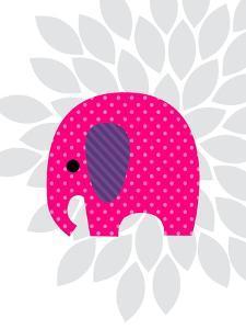Elephant Flower 2A by Tamara Robinson