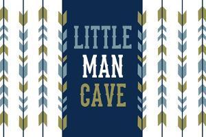 Little Man Cave Arrows by Tamara Robinson