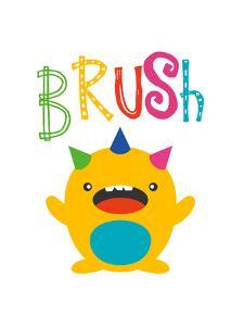 Monster Brush by Tamara Robinson
