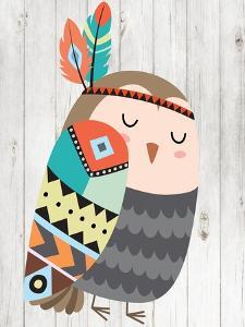 Tribal Owl by Tamara Robinson