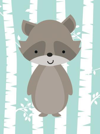 Woodland Birch 1 by Tamara Robinson
