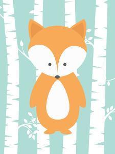 Woodland Birch 3 by Tamara Robinson