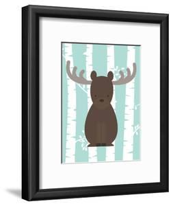 Woodland Birch 4 by Tamara Robinson