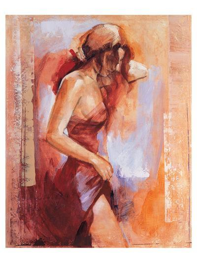 Tamara-Talantbek Chekirov-Art Print