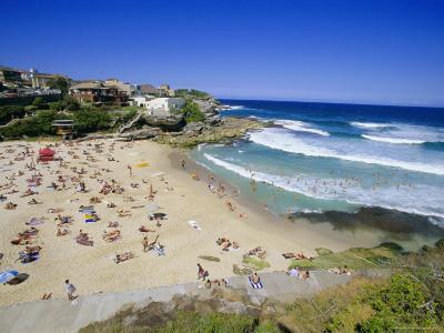 Tamarama, Fashional Beach South of Bondi, Eastern Suburbs, New South Wales, Australia-Robert Francis-Photographic Print