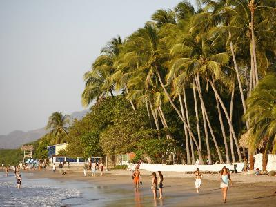 Tamarindo Beach, Nicoya Peninsula, Costa Rica, Central America-Levy Yadid-Photographic Print