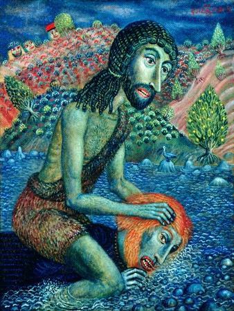 John the Baptist, 1998