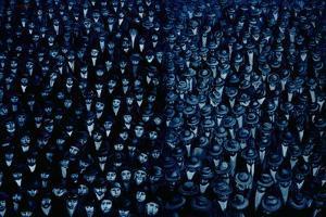 Mourning, 1996 by Tamas Galambos