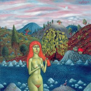 Susanna and the Elders, 1996 by Tamas Galambos
