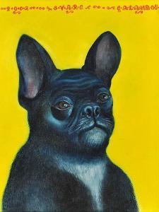 Svarc the Dog II, 2002 by Tamas Galambos