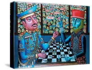 The Big Game, 1983 by Tamas Galambos