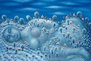 Winter, 1981 by Tamas Galambos