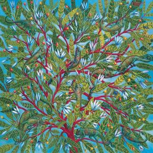World Tree, 1995 by Tamas Galambos