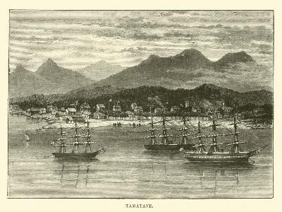 Tamatave--Giclee Print