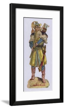 Tamburlaine--Framed Giclee Print