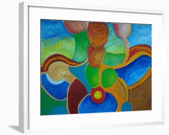 Tamerlan, 2009-Jan Groneberg-Framed Giclee Print
