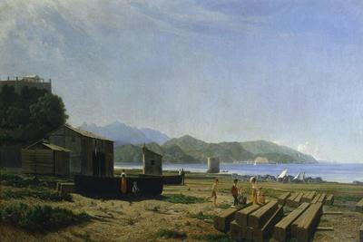 The Gulf of La Spezia, 1864-1867