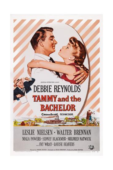 Tammy and the Bachelor--Giclee Print