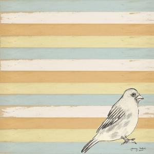 Bird Stripes by Tammy Kushnir